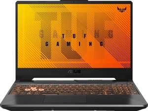 "ASUSTUF Gaming F15 FX506LH-HN722 Gaming-Notebook (15.6"", FHD, IPS, 144Hz, i5-10300H, 8/512GB, GTX 1650, HDMI, USB-C, 48Wh, noOS, 2.3kg)"