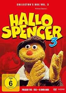 Hallo Spencer Collector's Box Vol. 3 (DVD) für 19,97€ (Amazon Prime)