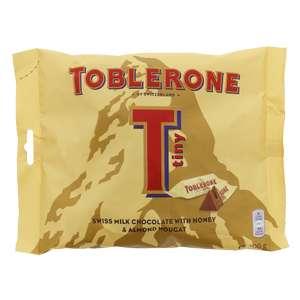 Toblerone Tiny 200g Schweizer Schokolade (6,95€/kg)