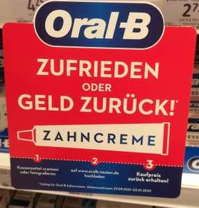 [GZG] Oral-B Zahnpasta gratis testen