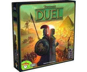 Thalia Spiele, z.B. 7 Wonders Duel für 16,31€, Carcassonne (neue Edition) für 15,74€, Catan für 19,67€ [Thalia KultClub]