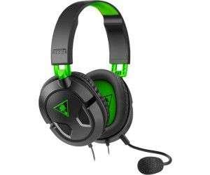 TURTLE BEACH Recon 50X, Over-ear Gaming Headset Schwarz/Grün [Mediamarkt Abholung]