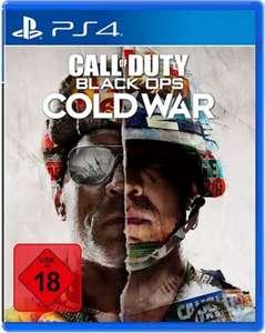 (Lokal Augsburg) Call of Duty Cold War (Ps4) (Ps5 Upgrade verfügbar)