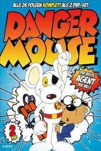 """Danger Mouse - Der beste Agent der Welt """"Schnauze Lübke"""" (DVD) für 11,97€ (Amazon Prime)"""