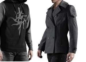 Musterbrand - Dragon Age Jacke/Hoodie/Trenchcoat Damen o. Herren, z.B. Seeker Peacoat