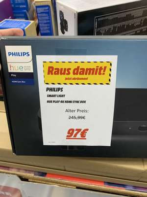 Philips Hue HDMI Sync Box [lokal - Mosbach]
