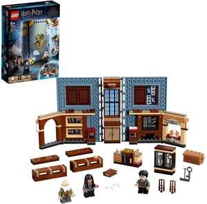 LEGO Harry Potter - Hogwarts Moment: Zauberkunstunterricht (76385, 76383, 76384 & 76382) für je 18,85€ (Thalia Klub)