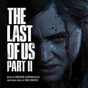 Gustavo Santaolalla & Mac Quayle - The Last of Us Part II Soundtrack (CD) [Amazon Prime]