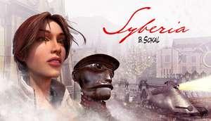 Syberia 1 + 2 kostenlos bei Steam direkt