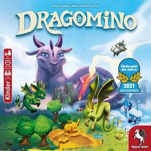 [Thalia Kultclub] Kinder Brettspiele Sammeldeal (24), z.B. Pegasus Dragomino BGG 7,3