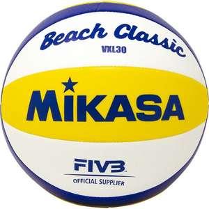 Mikasa VXL 30 Volleyball [wetter- und seewasserfest, Replica des offiziellen Spielballes VLS 300]