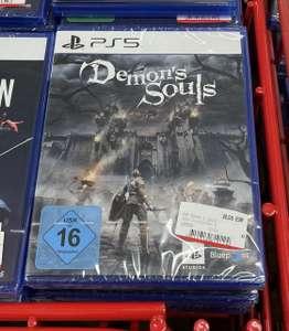(Lokal Mediamarkt Hückelhoven) PlayStation 5 Spiele: Spider Man Miles Morales, Demon's Souls, NBA2k21