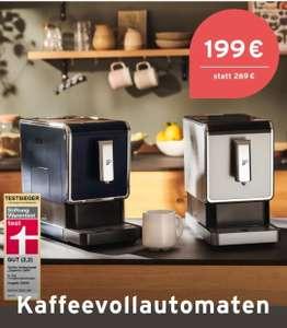 Tchibo Esperto Kaffeevollautomat, ohne schnick-schnack