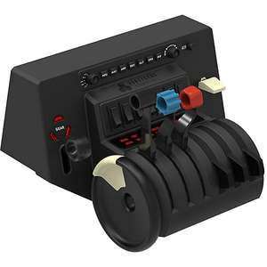 Honeycomb Bravo Throttle Quadrant verfügbar bei mytoys