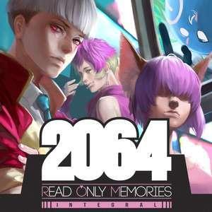 2064: Read Only Memories (PC) kostenlos bis zum 29.September (Epic Games Store)
