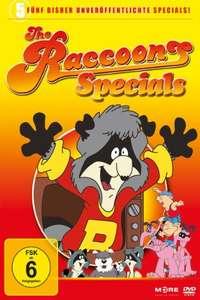 The Raccoons Specials (DVD) für 7,97€ (Amazon Prime)