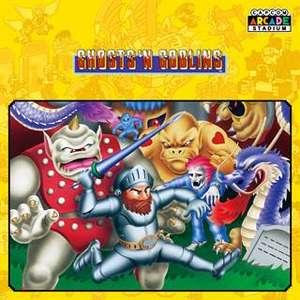 Capcom Arcade Stadium: Ghosts 'n Goblins (Xbox One) für 0,99€ oder für 0,51€ PL (Xbox Store)