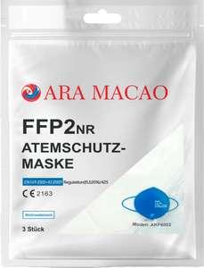 [Payback DM] 3er-Packung ARA Macao FFP2-Masken geschenkt