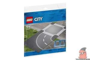 LEGO City - 60237 Kurve und Kreuzung