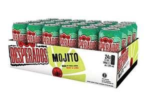[Amazon.de] Desperados Mojito Dose Biermischgetränk (24 x 0.5 l)