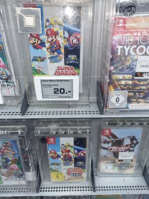 Lokal Bremen Super Mario 3DAll Stars Nintendo Switch