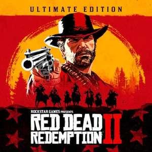 Red Dead Redemption 2: Ultimate Edition (Xbox One) für 21,85€ ISL (Xbox Store Live Gold)