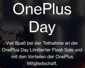 OnePlus Day: Limitierter Flash Sale! Spare jetzt bis zu 60 % bei ausgewähltem Zubehör. Zeit: 2021/9/26 11:00 ~ 2021/9/30 23:58 (CEST). *
