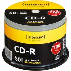 (lokal) 50er Spindel CD-R 99 % reduziert