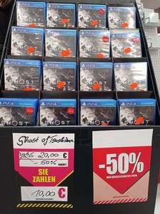 Lokal Real in Neuruppin - Ghost of Tsushima Playstation 4 PS4