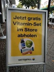 Vattenfall Store ( Lokal- Prenzlauer Berg/ Berlin) (Vitamin Set)