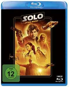 Solo: A Star Wars Story (Blu-ray + Bonus Disc) für 6,31€ inkl. Versand (Thalia Kultklub)