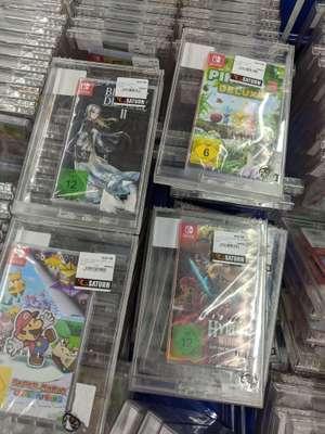 (Regensburg) Bravely Default 2, Paper Mario, Pikmin 3 Deluxe und Hyrule Warriors für je 30€