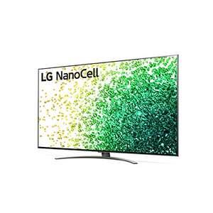 LG 50NANO869PA TV 127 cm (50 Zoll) (4K Cinema HDR, 120 Hz, Smart TV) [Modelljahr 2021]