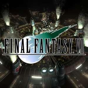 Final Fantasy VII (Switch) für 7,99€, Final Fantasy IX für 10,49€ & Final Fantasy VIII Remastered für 9,99€ uvm. (eShop)