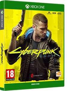 Cyberpunk 2077 Day One Edition (Xbox One) für 24,79€ & (PS4) für 25,80€ (Amazon.es)