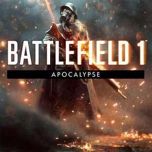 Battlefield 1 Apocalypse DLC (Origin PC) & Battlefield 4 Dragon's Teeth DLC (Origin PC & PS4) kostenlos (Origin Store)
