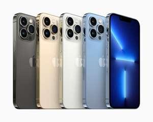 Sammeldeal Apple iPhone 13 mini / Pro / MAX (128GB) im 18/36GB Telekom Mobil Young Tarif mit 5G & Stream On M/V/G