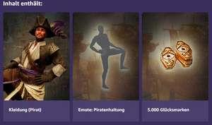 New World Piraten Skin (prime gaming)