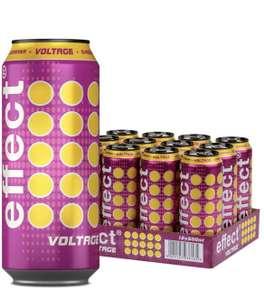 Effect Voltage Energy Drink   Pfandfehler