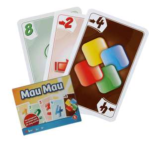 [EUROSHOP-ONLINE] 2x ASS Mau Mau 2x55 Karten (insg. 4x55 Karten)
