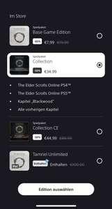 PSN - The Elder Scrolls Online: Blackwood Collection