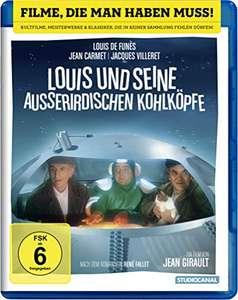 Louis und seine außerirdischen Kohlköpfe (Blu-ray) für 5,96€ (Amazon Prime)
