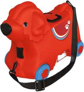 (Thalia) Big Bobby Trolley Kinderkoffer/Rutsch-Fahrzeug 15 Liter
