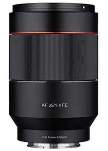 Samyang AF 35mm F1.4 Objektiv für Sony E-Mount