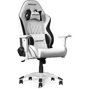 AKRacing Gaming-Stuhl California (In 3 Farben verfügbar, 150 kg max. Belastbarkeit)