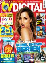 TV Digital XXL Abo (30 Ausgaben) für 59,60 € mit 55 € BestChoice/ 50 € Amazon-Gutschein oder 60 € Otto-Gutschein
