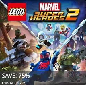 PSN - Lego - Marvel Super Heroes 2 (Playstation 4) zum Bestpreis von 4,22€ im US-Store (5,02€ im CA-Store) - kein VPN