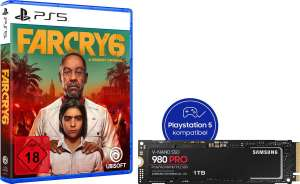 Samsung 980 PRO SSD 1TB + Far Cry 6 PS5 FarCry