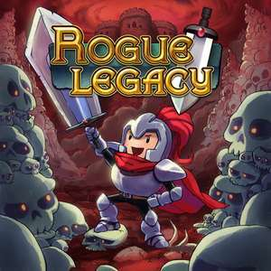 Rogue Legacy (Switch) für 4,49€ oder für 1,79€ ZAF (eShop)