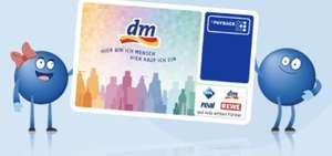 dm - 15fach Payback Punkte ab 15€